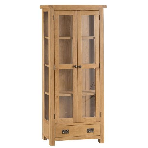 Oakham Country Display Cabinet